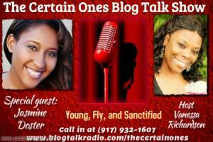 Check out my interview on The Certain Ones Black Talk Radio Show.