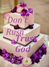 dont rush
