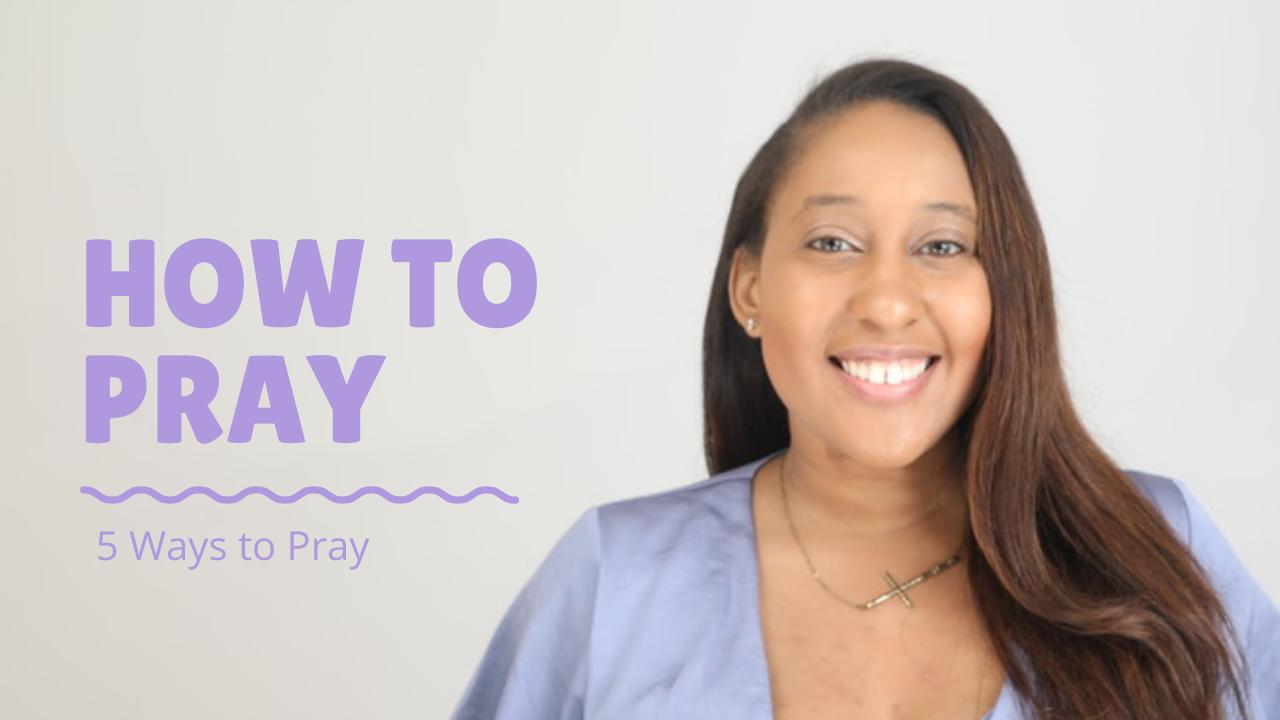 5 Types of Prayer